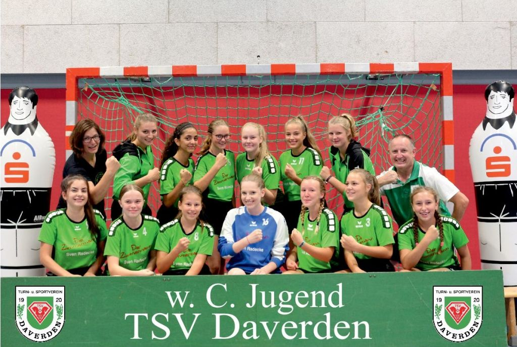 Tsv Daverden Handball